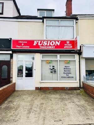 Thumbnail Restaurant/cafe to let in 48 St Anne's Road, Blackpool, Lancashire