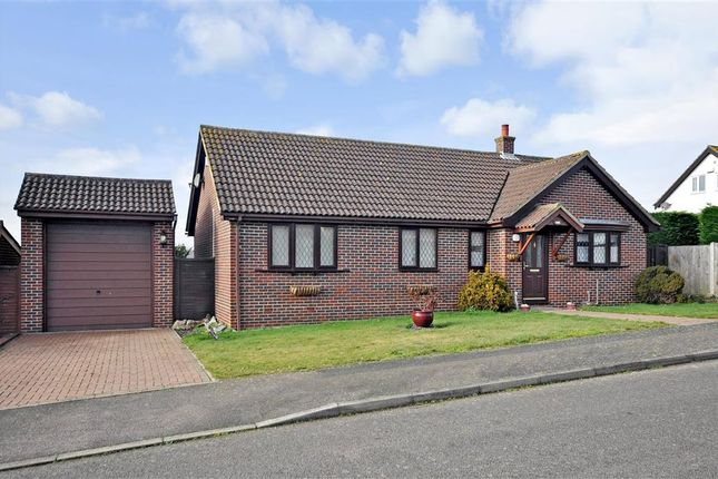 Thumbnail Bungalow for sale in Seymour Close, Herne Bay, Kent