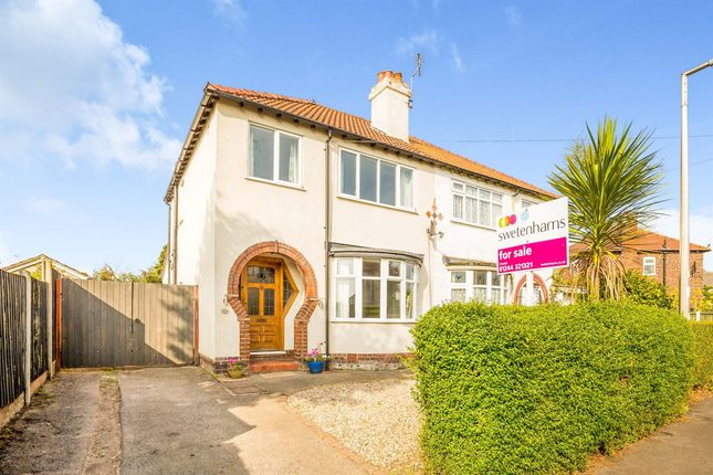 Thumbnail Semi-detached house for sale in Sandon Road, Newton, Chester
