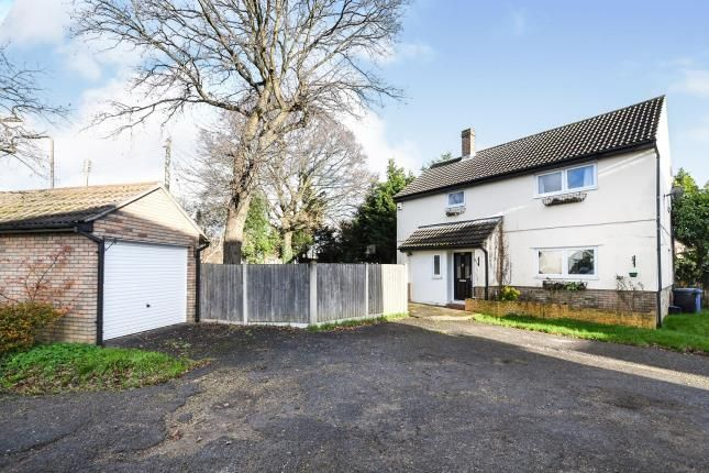 Thumbnail Detached house for sale in Station Road, West Horndon, Brentwood