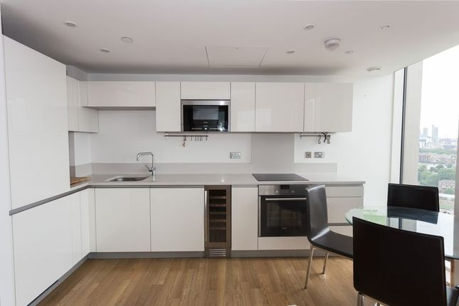 Thumbnail Flat for sale in Surrey Quays Road, London