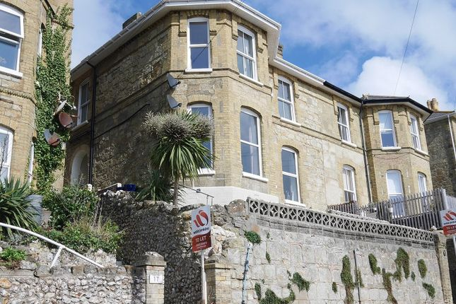 Thumbnail Flat for sale in Madeira Road, Ventnor, Isle Of Wight.