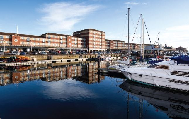 Retail premises for sale in Navigation Point, Hartlepool Marina, Hartlepool