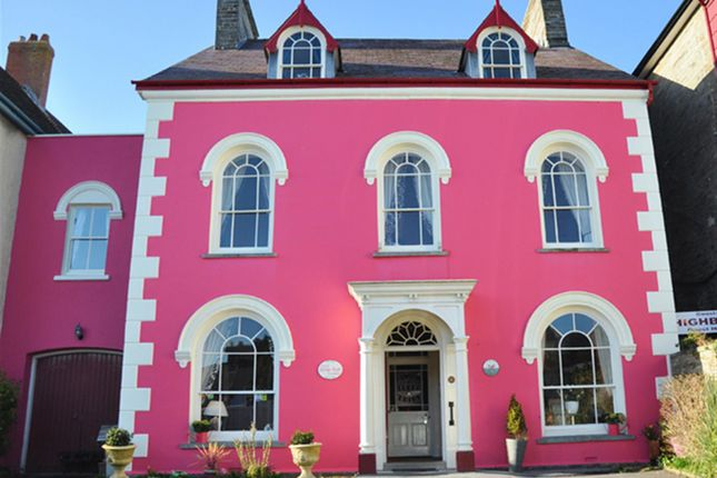 Thumbnail Pub/bar for sale in Ceredigion - Boutique Georgian Guest House SA43, Ceredigion