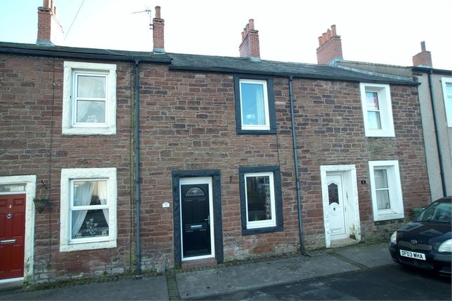 Thumbnail Terraced house for sale in Allhallows Terrace, Fletchertown, Wigton, Cumbria