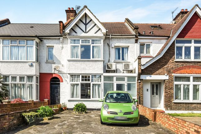 Thumbnail End terrace house for sale in Mitcham Lane, London