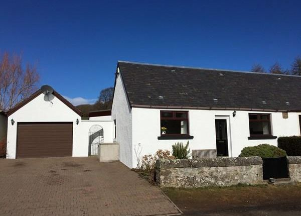 Thumbnail Semi-detached house to rent in Invergowrie, Dundee