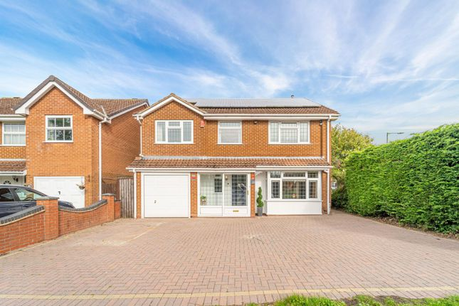 Thumbnail Detached house for sale in Hay Lane, Monkspath, Solihull