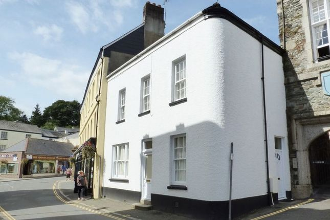 Thumbnail Town house for sale in Pym Street, Tavistock