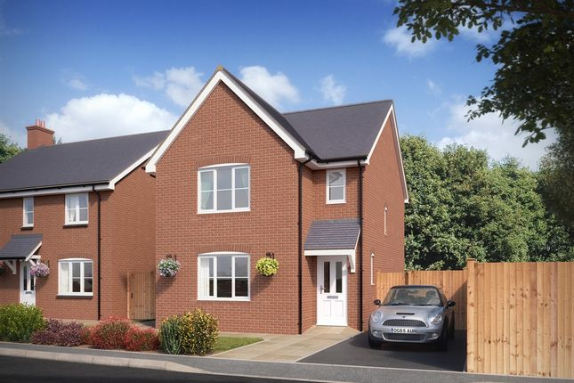 """Thumbnail Detached house for sale in """"The Hatfield """" at Stane Street, Billingshurst"""