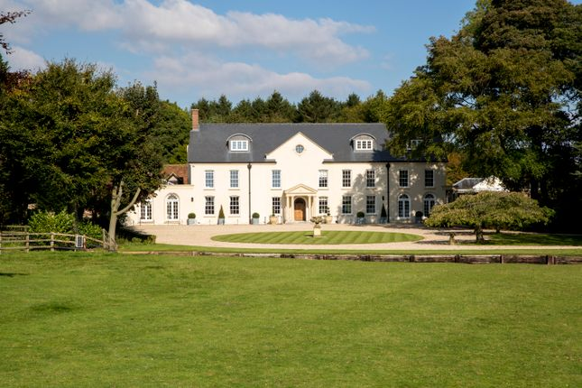 Thumbnail Detached house for sale in Membury, Ramsbury, Marlborough, Wiltshire