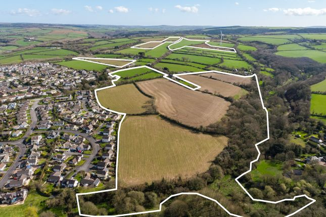 Thumbnail Land for sale in Strategic Land c. 75 Acres, Wadebridge, Cornwall