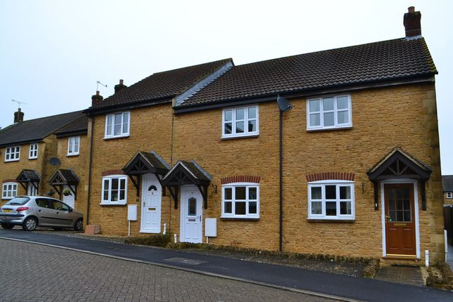 Thumbnail Terraced house to rent in Lampreys Lane, South Petherton