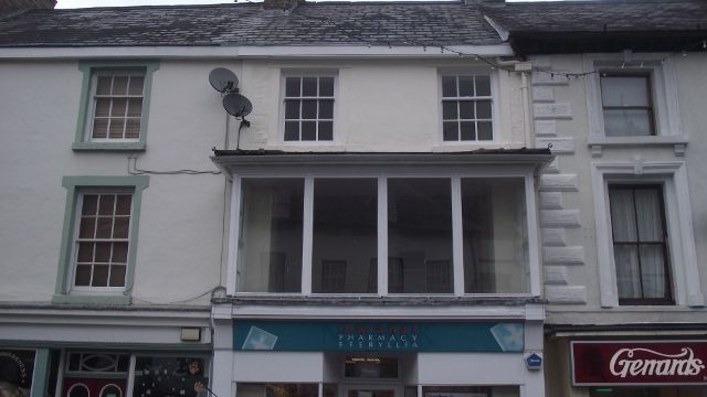 Thumbnail Duplex to rent in The Square, Denbighshire