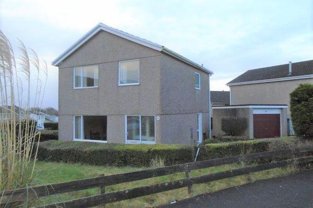 Thumbnail Detached house for sale in Dythel Park, Pen-Y Mynydd, Trimsaran