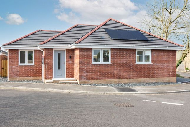 Thumbnail Detached bungalow for sale in Amberlands Close, Backwell, Bristol
