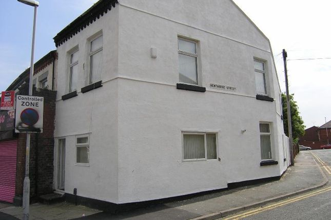 Thumbnail Terraced house for sale in Grange Mount, Birkenhead, Wirral, Merseyside