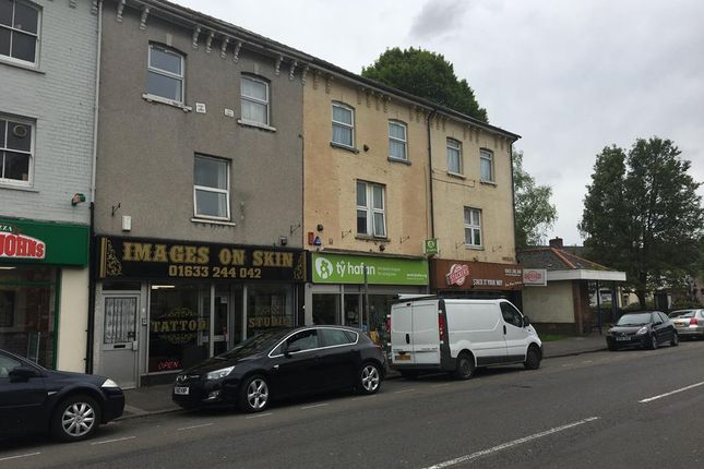 Thumbnail Retail premises for sale in 88-92 & 104 Chepstow Road, Newport