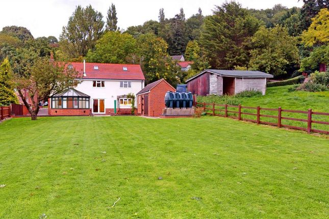 Thumbnail Detached house to rent in Dog Lane, Witcombe, Gloucester
