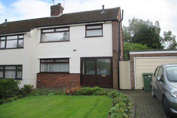Thumbnail Property to rent in Well Lane, Liverpool