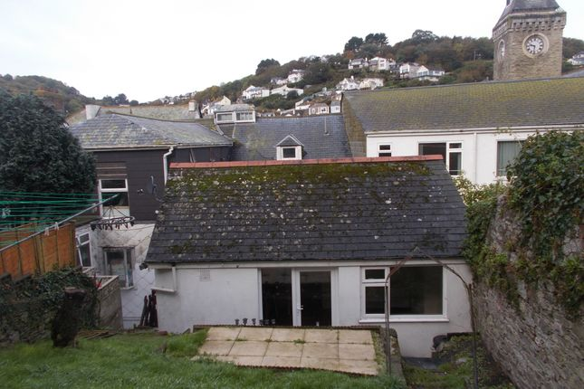 Thumbnail Detached bungalow to rent in Fore Street, Looe