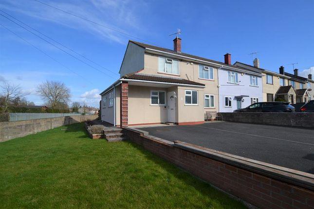 Thumbnail End terrace house for sale in Ellfield Close, Bristol