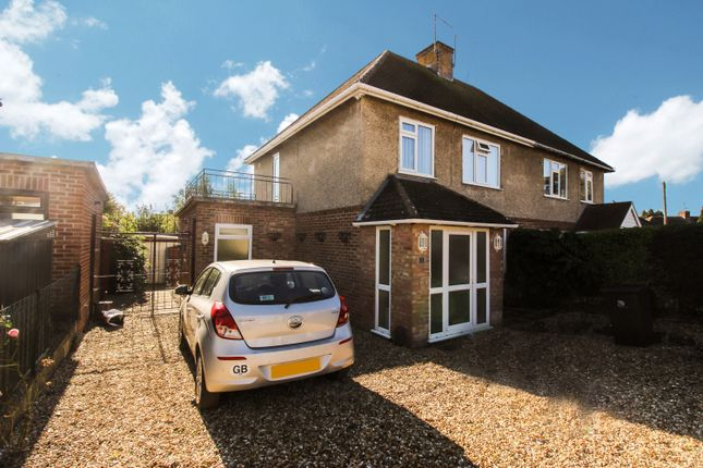 3 bed semi-detached house to rent in Mccreery Road, Sherborne, Dorset DT9