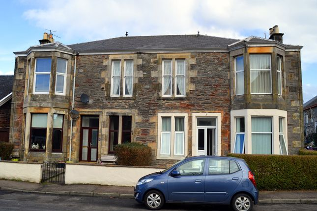 Thumbnail Flat for sale in Flat 2, Wyndham Park, Ardbeg, Rothesay, Isle Of Bute