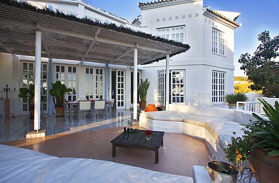 Covered Terrace of Spain, Málaga, Marbella