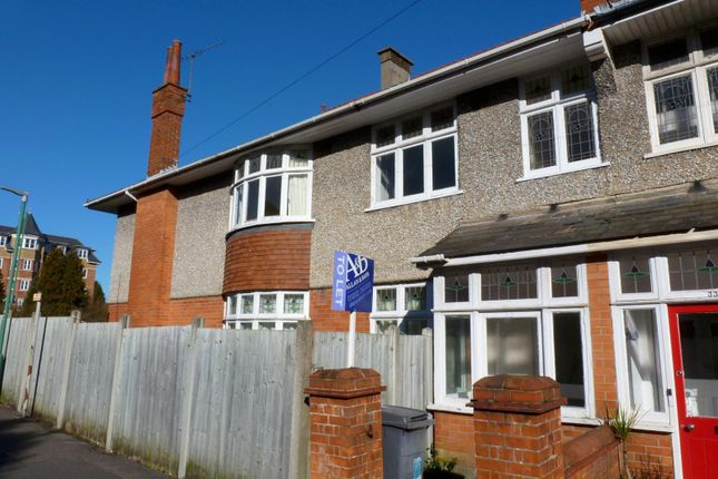 Thumbnail Flat to rent in Norwich Avenue, Westbourne, Bournemouth