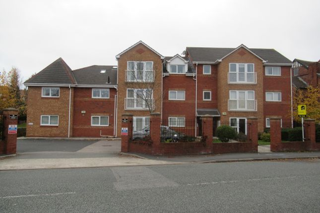 Thumbnail Flat to rent in 10 Waterpark House, Prenton, Wirral