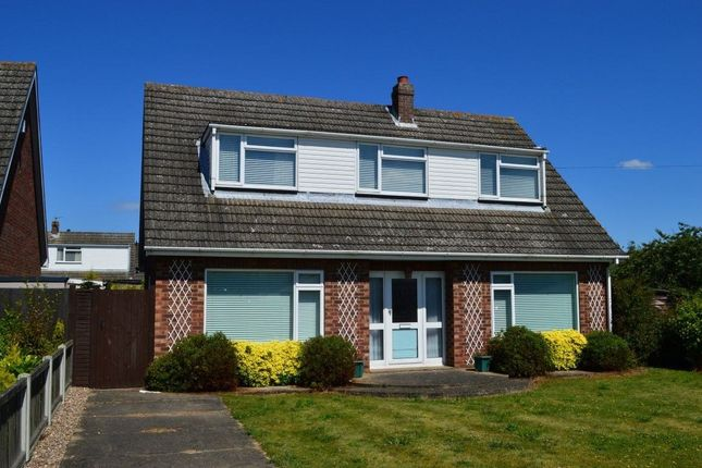 Thumbnail Bungalow to rent in Holt Road, Horsford, Norwich