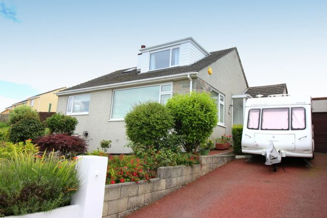 Thumbnail Detached bungalow for sale in Clear View, Saltash