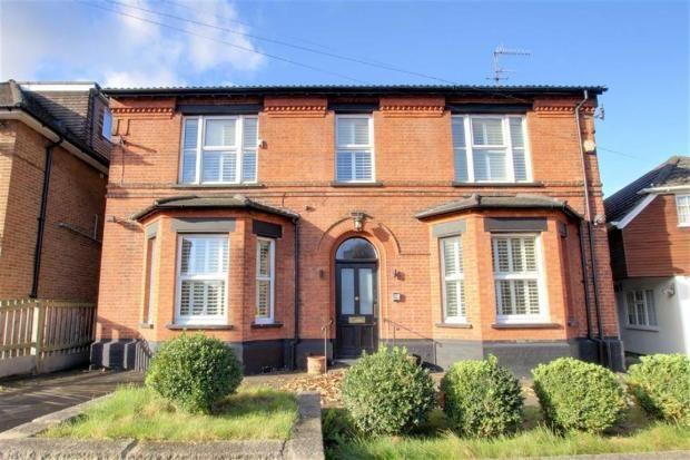 Thumbnail Detached house to rent in Bushey Grove Road, Bushey
