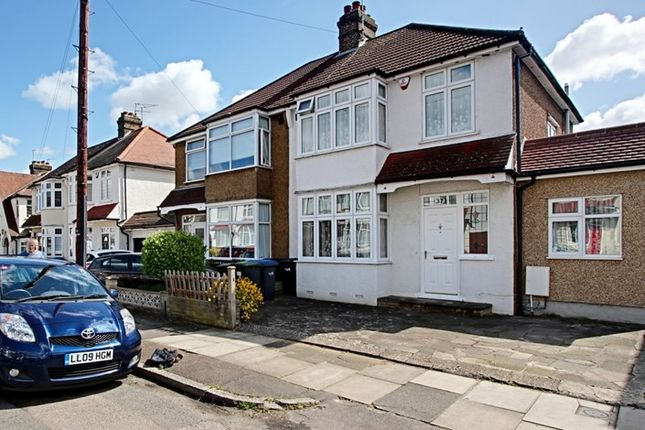 Thumbnail Property for sale in Hillside Crescent, Enfield