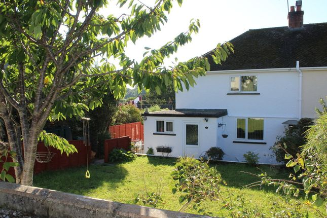 Thumbnail Semi-detached house for sale in Pengelly Park, Wilcove, Torpoint