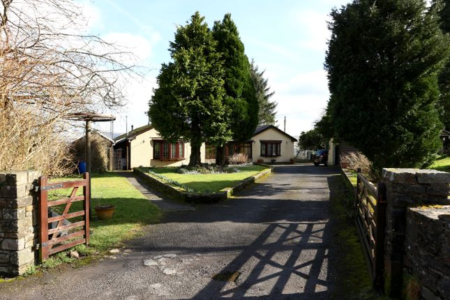 Thumbnail Detached bungalow for sale in Gernant Lane, Heolgerrig Merthyr Tydfil