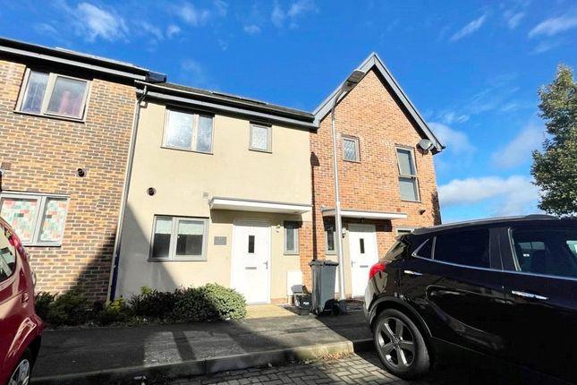 Thumbnail Terraced house to rent in Orkney Terrace, Tilehurst, Reading