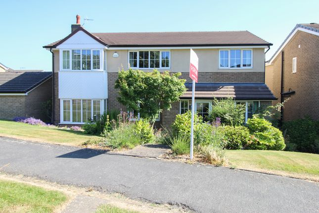 Thumbnail Detached house for sale in Leabrook Road, Dronfield Woodhouse, Dronfield