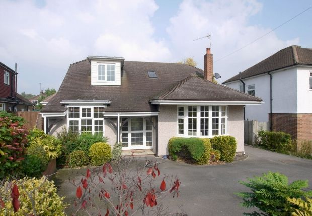 Thumbnail Detached house for sale in Broomfield Road, Sevenoaks