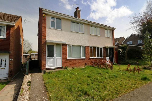 3 bed semi-detached house to rent in Dyrham Close, Thornbury, South Gloucestershire BS35