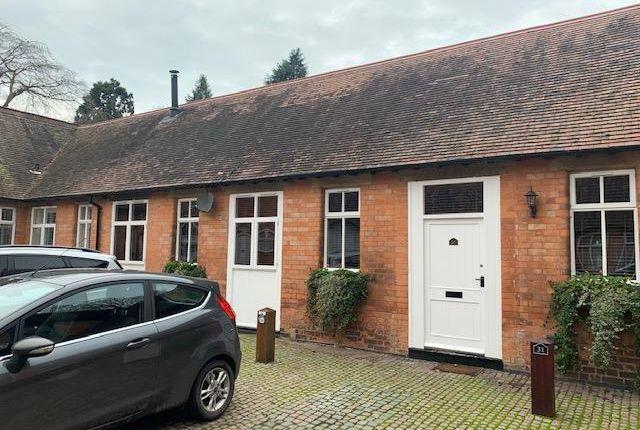 Thumbnail Terraced house to rent in Caldecote Hall Drive, Caldecote, Nuneaton