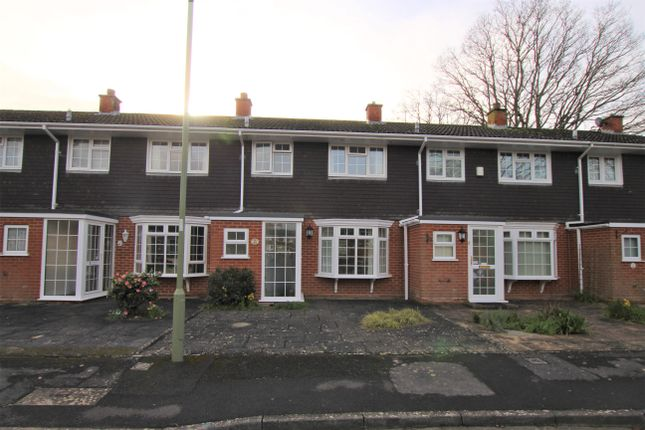 Thumbnail Terraced house to rent in Camellia Gardens, New Milton, Hampshire