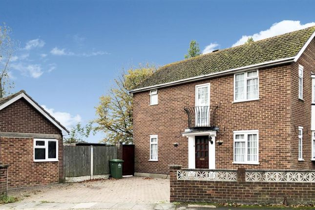 Thumbnail Detached house for sale in Stanwell Village, Staines-Upon-Thames
