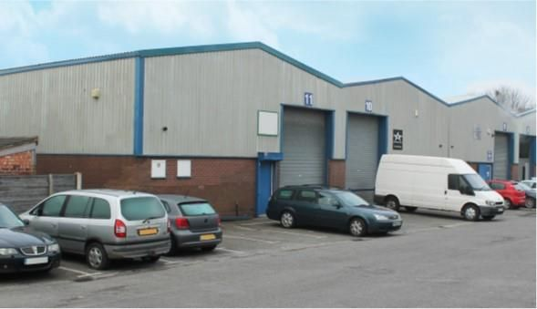 Thumbnail Light industrial to let in Unit 11, Swinton Hall Estate, Pendlebury Road, Salford, Manchester, Greater Manchester