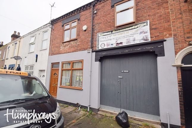 Thumbnail Shared accommodation to rent in Seaford Street, Stoke-On-Trent