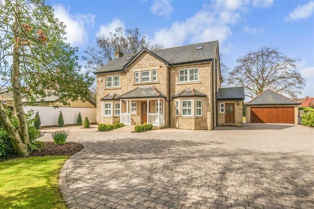 Thumbnail Detached house for sale in Ripon Road, Killinghall, North Yorkshire