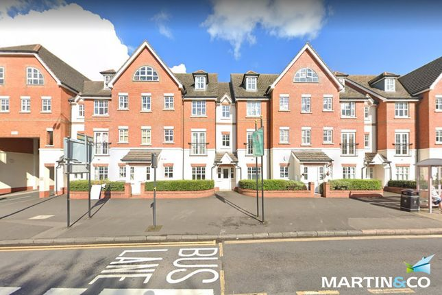 Thumbnail Flat for sale in Lords, Lordswood Road, Harborne