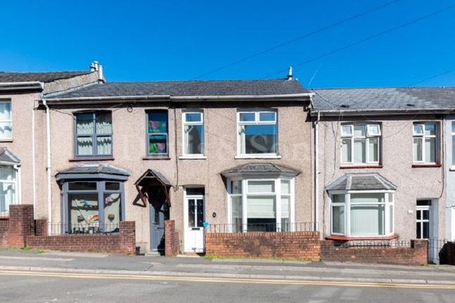 Thumbnail Terraced house for sale in Richmond Road, Pontnewydd, Cwmbran, Torfaen.