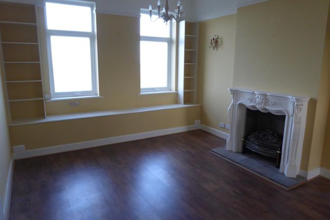 Thumbnail Flat to rent in Leicester Avenue, Cliftonville, Margate